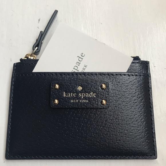 877ae9523671 NEW Kate Spade Credit Card Holder /Coin Purse